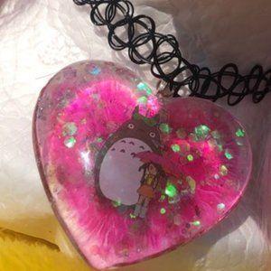 Jewelry - My neighbor Totoro Resin Choker